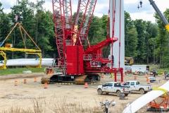 Large Crane Base