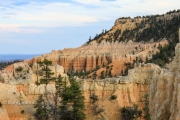 Fairyland Canyon  Colored Rock Layers
