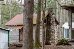 Levi Trentham Log Cabin