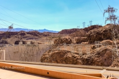 Hoover Dam Transmission Towers 1