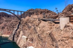 Hoover Dam Transmission Towers 2
