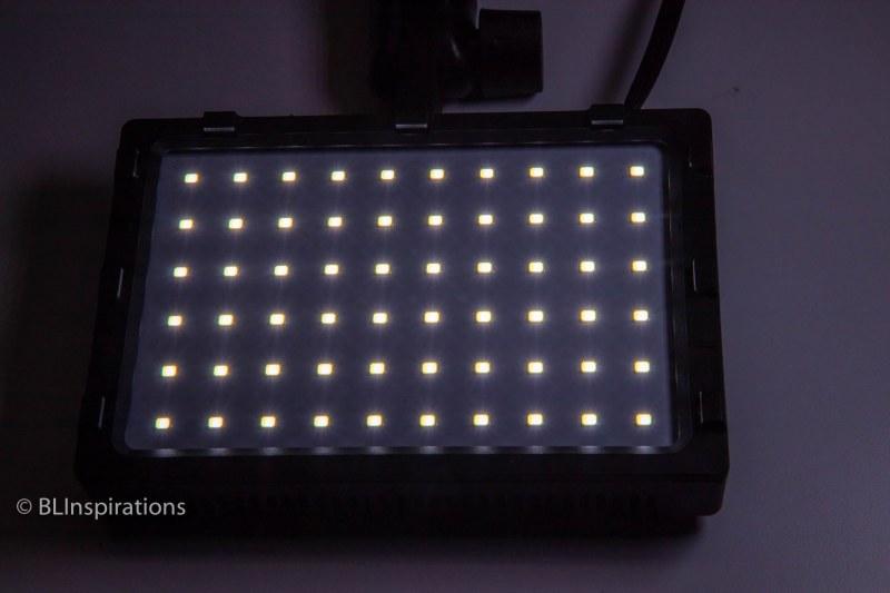 Lit LED Light Panel