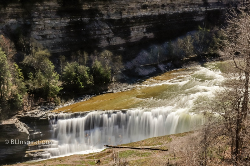 Letchworth Lower Falls 2