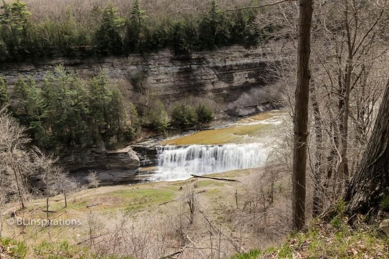 Letchworth Lower Falls 3