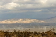 Wind Turbines from Tramway Rd.
