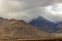 Storm toward Mt. San Jacinto 2