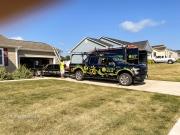 Sigora Solar Trucks and Trailer