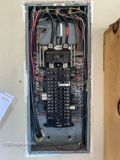 House Electrical Panel