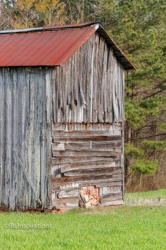 Johnston County, NC Tobacco Barn 6