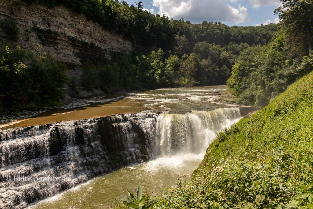 Letchworth Lower Falls 4